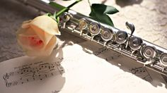 Love this photo! Flutes are Beautiful! #Flute #Instruments