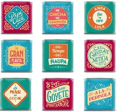 Solar Cookie Tins on Packaging of the World - Creative Package Design Gallery - typographic packaging Mini Pizzas, Cookie Packaging, Brand Packaging, Food Packaging, Product Packaging, Label Design, Branding Design, Package Design, Badge Design