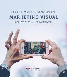 ¿Sabes lo que se lleva en social media para mejorar el engagemente con tus seguidores? Descubre las últimas tendencias en Marketing Visual 2018 y cómo crear ese contenido. Contiene tips y herramientas.
