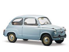 1961 SEAT 600                                                                                                                                                                   Estimate:$20,000-$30,000 US