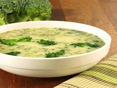 Broccoli Soup..this blog is FANTASTIC!!!