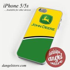 john deere Phone case for iPhone 4/4s/5/5c/5s/6/6 plus