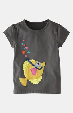 Mini Boden 'Animals Abroad' Tee (Toddler) | Nordstrom