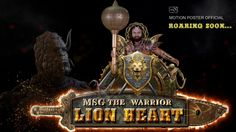 Motion Poster(MSG The Warrior) LION HEART