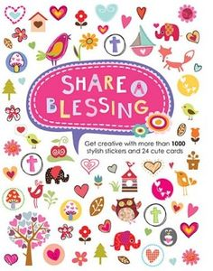 #win a copy of Share a Blessing! Perfect for #tween girls! #tommynelson