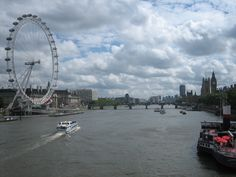 River Thames - London, England, United Kingdom