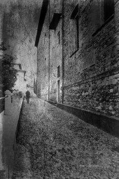 Montichiari street,  Gina C. Cavallaro