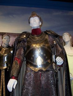 king aragorn armor - Google Search