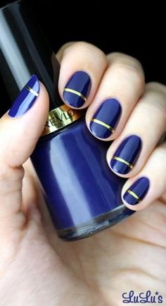 Easy Beautiful Nails Designs (21)
