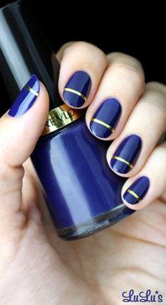Creative and Pretty Nail Designs Ideas (8)