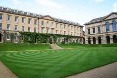 Worcester College, Oxford, England