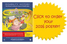 Disability History must be embedded into school curriculum!