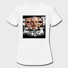 WELCOME TO HELL - 1.1.0 T-Shirt | CMI | SPRÜCHE
