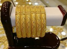 Gold Ring Designs, Gold Bangles Design, Gold Jewellery Design, 1 Gram Gold Jewellery, Gold Jewelry, Silver Ankle Bracelet, Gold Necklace, Kerala Jewellery, Gold Mangalsutra Designs