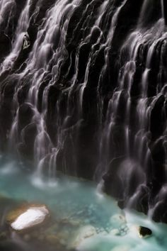 ✯ Shirahiige Falls - Biei, Hokkaido, Japan