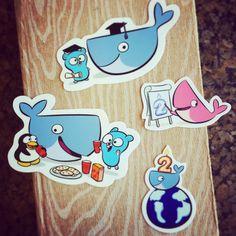 Stickers © Laurel