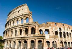 I'd like to go to Rome