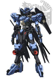 Front Gundam Flauros, Gundam Vidar, Arte Gundam, Blood Orphans, Papercraft Download, Gundam Iron Blooded Orphans, Mecha Suit, Gundam Wallpapers, Frame Arms Girl
