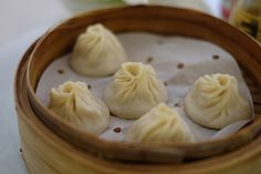 The aromas coming from the steamed and fried dumplings at Yank Sing are so tantalizing, you'll likely gobble them down before finding out what's in them. Exceptionally...