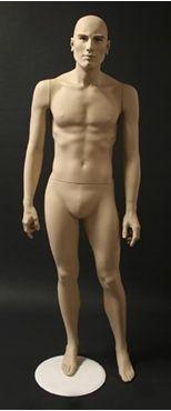 Crazy Art. Store's Mannequins