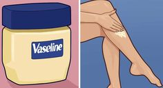 Since Vaseline has been used for everything from soothing dry and cracked skin to healing scrapes and burns. According to the Vaseline website, the ointment is made from petroleum jelly that … Skin Care Regimen, Skin Care Tips, Moisturizing Body Scrub, Vaseline Beauty Tips, Beauty Hacks Skincare, Quites, Lotion, Cracked Skin, Good Skin