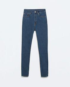 HIGH-WAIST JEANS from Zara $69.90
