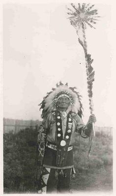 Flying Buffalo, Дакота. Саскачеван, Prince Albert. Период 1920-1930 гг.