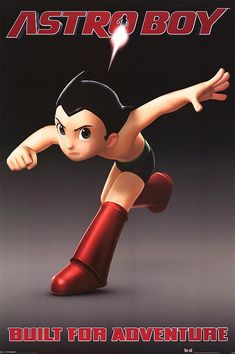 Astro Boy Movie Completed in Spanish Version Astro Boy, Movies For Boys, Fighting Robots, Family Movie Night, Super Robot, Manga Characters, Mega Man, Boy Art, Super Mario Bros