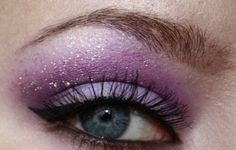 Eye Makeup Ideas With Drawings for Blue Eyes-2012