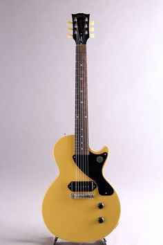 GIBSON[ギブソン] Les Paul Junior Single Cut 2015 Trans Yellow|詳細写真