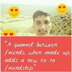 D.Jeelan author best quote's on friendship