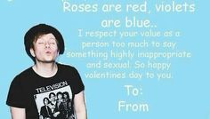 More fall out boy Valentines day cards Funny Valentines Cards, Valentines For Boys, Happy Valentines Day, Fall Out Boy, Emo Bands, Music Bands, Soul Punk, I Respect You, Patrick Stump