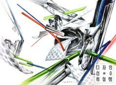 Golf Clubs, Blog, Design, Sketch