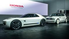 The Honda Sports EV concept is a future-proof Electric Sports Car, Tokyo Motor Show, Japanese Cars, Honda, Automotive Design, Concept Cars, Cool Cars, Dream Cars, Super Cars