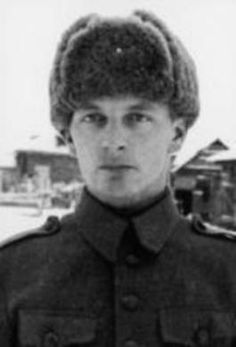 Veikko Saarelainen (1919-1968) Knight of the Mannerheim Cross No.37, awarded to him for his action at Salmi on 27.7.1941: Saarelainen was riding on a truck along a road when they came to crossroads and ran into enemy trucks. He was first to react, quickly jumped off the truck, set up his machine gun in the middle of the open road and destroyed six trucks. A column of fourteen enemy trucks full of soldiers approached. Most of the enemy fell to his machine gun and the trucks were destroyed. Mr Knight, Night Shadow, Fight For Us, Troops, Finland, Wwii, Norway, Army, Military