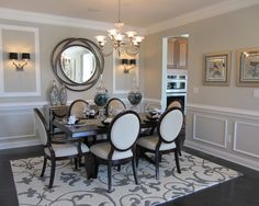 New Home Builders In Your Area Kb Dining Room Wall