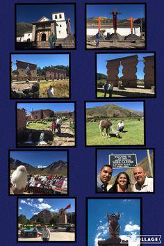 Andahuaylillas, Raqchi, La Raya y Pukara, Perú. Del 01 al 08 de mayo del 2016.