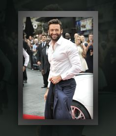 Being a true gentleman never gets out of fashion! #HughJackman #share #buy18eshop