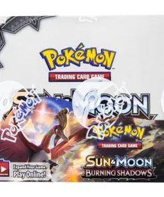 Pokemon TCG Display 360Pcs Pokemon TCG: Sun & Moon Display Set Card Game, Card Games, Anime Mouse Pads, New Titan, Shadow Play, Game R, Charizard, Display Boxes, Sun Moon