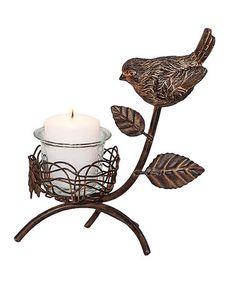 Another great find on #zulily! Metal Branch Votive Candleholder #zulilyfinds