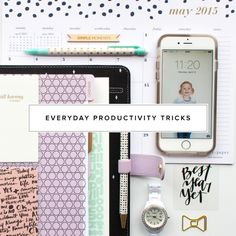 Time management tips and tricks for memory keepers