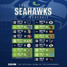 Seahawks Football, Nov 21, Espn
