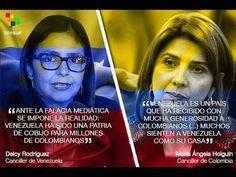 VENEZUELA Y COLOMBIA; TRIUNFO DE LA VERDAD Y LA SENSATEZ.