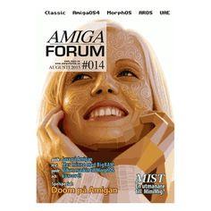Datablad: Amiga Forum: Nr. 14 - 2015 - August Mists, Magazines, Retro Vintage, Classic, Journals, Derby, Classic Books