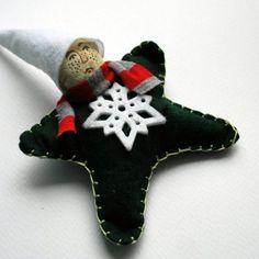 Skrzat Kraft, ozdoba świąteczna