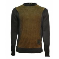 Bolongaro Trevor Raw Crew made from Lambswool/Angora mix Knitwear, Men Sweater, My Style, Sweaters, Shopping, Fashion, Moda, Tricot, Fashion Styles