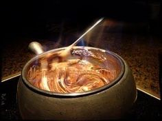 THE MELTING POT CHOCOLATE S'MORES FONDUE