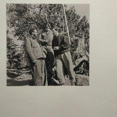 Fidel y Raúl Castro, en Sierra Maestra, en 1958