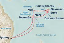 Princess Cruises Australia & Worldwide Itineraries   Cruiseabout