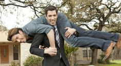 Recap: HGTV Brother vs. Brother Season Premiere | Redesign Revolution.Jonathan and Drew Scott have a new series.
